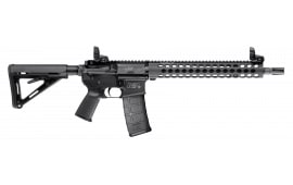 "Smith & Wesson 811024 M&P15 Carbine TS Semi-Auto .223 / 5.56 16"" 30+1 Magpul MOE Black"