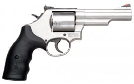 Smith & Wesson 162069 69 .44 Magnum 44SPL 4.25 SS Black Synthetic Grip 5rd Revolver
