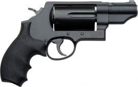 Smith & Wesson 162411 Governor CT Grip 45LC 45 ACP 410 2.75 Scandium Revolver