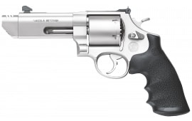 "Smith & Wesson 170137 629 Performance Center DA/SA .44 4.25"" 6 Black Synthetic Stainless Revolver"