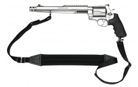 """Smith & Wesson 170231 500 Performance Center DA/SA 500 Smith & Wesson 10.5"""" 5 Black Synthetic Stainless Revolver"""
