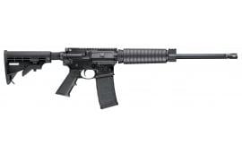 """Smith & Wesson 10159 M&P 15 Sport II Semi-Auto .223 / 5.56 16"""" 30+1 6-Position Black Armornite"""