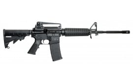 """Smith & Wesson 11511 M&P15 with Carry Handle Semi-Auto .223 / 5.56 16"""" 30+1 6-Position Black"""