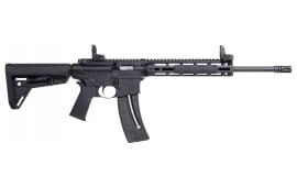 "Smith & Wesson 10213 M&P15-22 Sport Semi-Auto 22 Long Rifle 16.5"" 25+1 Mbus Magpul MOE SL Black"