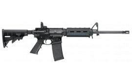 """Smith & Wesson 10305 M&P 15 Sport II Semi-Auto .223 / 5.56 16"""" 30+1 6-Position Black Armornite"""