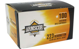 Arms 50447 Valuepack 223 55 FMJ - 100rd Box