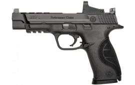 Smith & Wesson 11997 M&P9L 9mm 5 Ported w/ RED DOT Sight 17rd