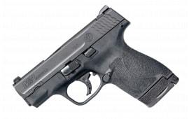 Smith & Wesson M&P40 Shield 11814 40 3.1 2.0 Black 6/7R