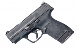 Smith & Wesson M&P9 Shield 11810 9M 3.1 TNS 2.0 Black 3MAGS