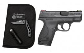Smith & Wesson M&P9 Shield 12067 Pfmc 9M 3.1 PT Carry KIT PKG