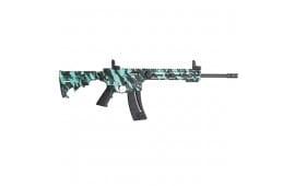 Smith & Wesson 12066 M&P15-22 22LR Robins EGG Blue Platinum 28rd