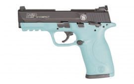 "Smith & Wesson 12392 M&P22C .22 LR 3.6"" 10rd"