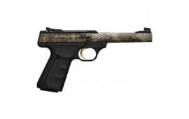 Browning 051513490 Buck Mark Camper UFX 22LR 5.5 Mobl AS Shot