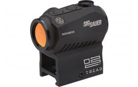 Sig Sauer SOR52010 ROME05 1X20 M1913 .5 MOA Tread Black