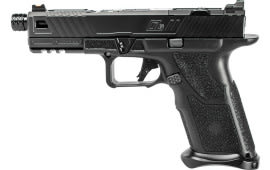 "Zev Technologies OZ9-STD-B-B-TH Handgun 4.5"" 17rd"