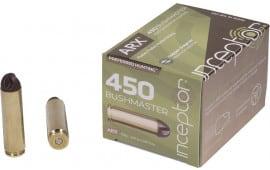 Inceptor 450BMARXBR15820 450BM 158 ARX - 20rd Box