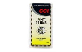 CCI 923CC 17HMR 17 VNT Tipped - 125rd Box