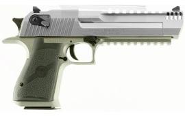 "Magnum Research DE44SRMB Desert Eagle Single .44 6"" 8+1 Grip Stainless"