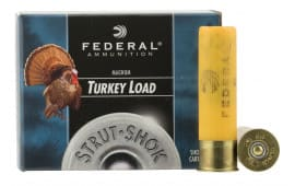 "Federal FT258F5 Strut-Shok Turkey 20GA 3"" 1-1/4oz #5 Shot - 10sh Box"