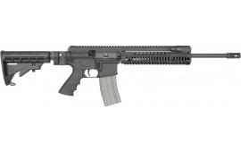 "Rock River Arms LR1297 LAR-PDS Carb Tri-Rail HG SA 16"" 30+1 6 Pos StkBlk"