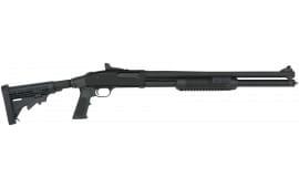 """Mossberg 50589 500 Pump 12GA 20"""" 3"""" Tactical Shotgun"""