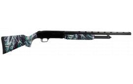 "Mossberg 54160*500B 20 3"" 22 Accu M-G Serenity Shotgun"