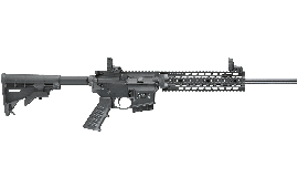 "Smith & Wesson 811048 M&P15 Carbine Tactical Semi-Auto .223 / 5.56 16"" 10+1 Fixed Black"