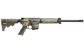 "Smith & Wesson 811300 M&P15 Carbine Semi-Auto .300 Blackout 16"" 10+1 6-Position Realtree AP Stock Realtree All Purpose/Black"