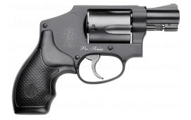 """Smith & Wesson 178041 442 Pro with Moon Clip Double .38 Special 1.875"""" 5 Black Synthetic Black Revolver"""