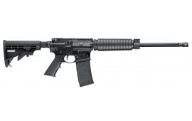 "Smith & Wesson 10159 M&P 15 Sport II Semi-Auto .223 / 5.56 16"" 30+1 6-Position Black Armornite"