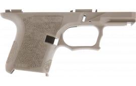 Polymer80 P80PF940SCFD G26/27 Gen 3 Compatible Frame Kit Polymer FDE