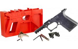 Polymer80 P80PF940CV1B G19/23 Gen 3 Compatible Frame Kit Polymer Black