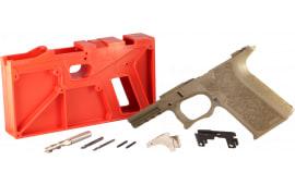 Polymer80 P80PF940V2FD G17/22 Gen 3 Compatible Frame Kit Polymer FDE
