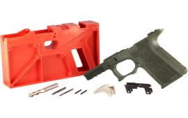 Polymer80 P80PF940V2OD G17/22 Gen 3 Compatible Frame Kit Polymer OD Green