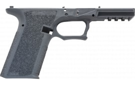 Polymer80 P80PFS9GRY G17/22 Gen 3 Compatible Serialized Polymer Frame Gray