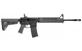 "Smith & Wesson 11553 M&P15 Carbine Magpul Semi-Auto .223 / 5.56 16"" 30+1 Magpul MOE Gray Stock Black"