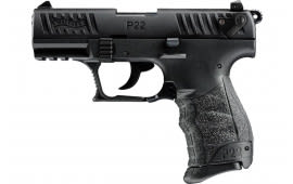 Walther 5120700 P22Q 10rd Black