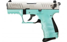 Walther 5120760 P22Q 10rd Angel Blue