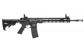 "Smith & Wesson 11600 M&P15 Carbine Tactical Semi-Auto .223 / 5.56 16"" 30+1 6-Position Black"