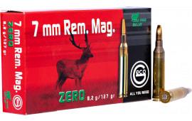 286840020 Geco 7MM MagZero 127 GR - 20rd Box