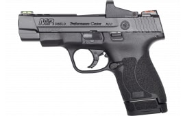 "Smith & Wesson M&P9 Shield 11788 PFMC 9M 2.0 4"" PT 8/7rd"