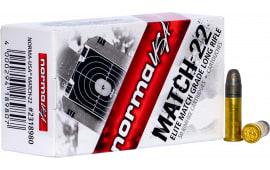 Norma 2318980 MATCH-22 LR 40 LRN - 50rd Box