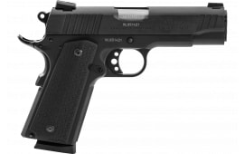 Taurus 1191101CMBK 1911 45 CMNDR 4.25 8rd Black/Black