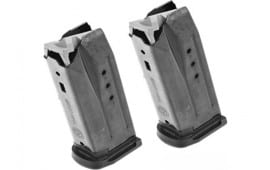 Ruger 90686 MagSecurity 9 Compact Value 2PK 10rd