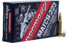 Norma 10157502 223 77 HPBT Match - 20rd Box