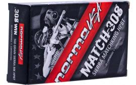Norma 10174542 MATCH-308 WIN 168 Sierra MK - 20rd Box