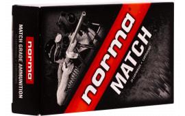 Norma 10166312 6.5 Creedmoor Match 130 HPBT - 20rd Box