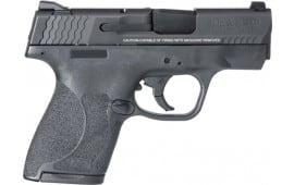 Smith & Wesson M&P9 Shield 11810 9M 3.1 TNS 2.0 Black 3MAGS