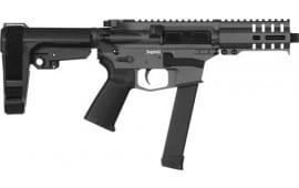 CMMG 99A172FSG Pistol Banshee 300 MKGS (GLOCK) 33rd Sniper Grey