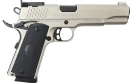 MKE Firearms 390094 MC1911 Match GOV'T ADJ. SGT Nickel
